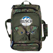 Busch Beer Camo Backpack Green - $56.98