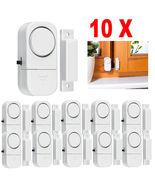 WIRELESS Home Window Door Burglar Security ALARM System Magnetic Sensor 10x - $13.99