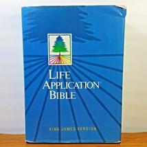 Life Application Bible King James Version Tyndale House  - $24.99
