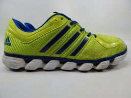 Adidas Liquid RS Size US 13 M (D) EU 48 Men's Running Shoes Lime Blue G59087