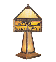 "19.5"" Wide Camel Mission Accent Lamp - $1,500.00"