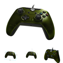 PDP Wired Controller for Xbox One, Xbox One X and Xbox One S, Verdant Green - $27.03