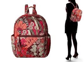 Vera Bradley Leighton Small Backpack Women's Ba... - $52.73