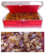 Frankincense Incense 1 oz ~ A Tablet Of Charcoal Enclosed With Every Box... - $8.99