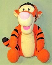 """24"""" TIGGER DISNEY Plush Stuffed Winnie Pooh Sitting 2001 Mattel Fisher P... - $23.38"""