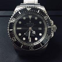 Rolex Sea-Dweller DEEPSEA 116660 Mens Stainless Steel Black Dial Ceramic 44MM - $10,023.75
