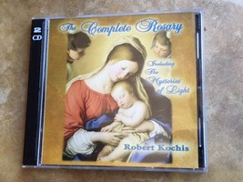 The Complete Rosary Including Mysteries of Light CD - $3.35