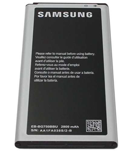 Primary image for Samsung Galaxy Mega 2 Li-ion 3.8V 10.64Wh Battery EB-BG750BBU 2800mAh SM-G750A
