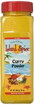 Island Spice Jamaican Curry Powder Hot - 24 oz (Pack of 2) - $39.99