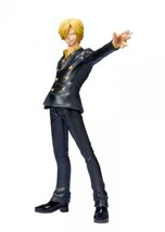 Neuf Figurines Art Zéro une Pièce Sanji New World Version PVC Bandai F/S - $59.93