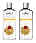 Cremo All Season Body Wash, Citron & Vetiver, 16 oz. 2-pack - $16.87