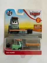 NEW for 2021 Disney PIXAR CARS RICH HURRY METAL Brand NEW - $9.84