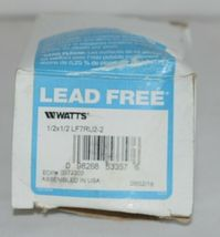 Watts Lead Free Residential Dual Check Valve Union Female NPT image 7
