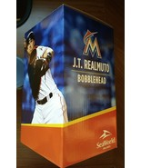 JT Realmuto Miami Marlins 2018 Bobblehead Box (Box Only) - Fast Shipping - $1.97