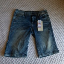 $59.00 Calvin Klein Jeans City Shorts, Cornwall Blue Wash, W 26 - $12.13