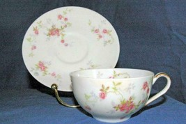 Theodore Haviland Touraine Cup And Saucer Set 6 oz. - $8.99