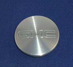 "GMC Sierra / Yukon Alloy Wheel Cap 9595383 Machined Finish Style 3.25"" Diameter - $14.00"