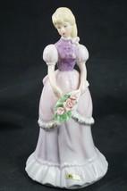 "Vintage Katamata for Kelvin's Porcelain Figurine Young Woman ""Millie"" Pu... - $14.03"