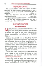 Favorite Novenas to Mary by Rev. Lawrence G. Loasik, S.V.D. image 2