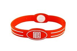 Pure Energy Band - Original Flex (Medium, Red/White) - $29.35