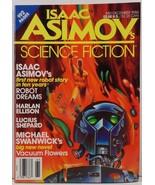 Isaac Asimov's Science Fiction Magazine Mid-December 1986 Volume 10 Numb... - $3.99