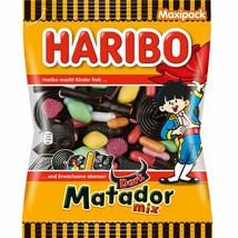 Haribo Matador Dark Mix 360g-Made In Denmark Free Shipping - $16.29