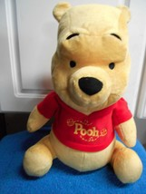 Fisher Price Winnie the Pooh Rumbly Tumbly Talks 2010 V6359 - $10.57