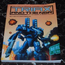 RIFTS RPG Triax and the NGR Palladium Books - $11.99