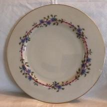 1 Lenox Belvidere S 314 Dinner Plate 10 1/2 Inches Euc - $14.99