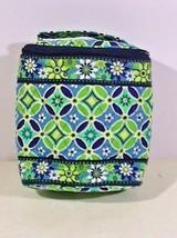 Vera Bradley Daisy Daisy Blue/Green Round Cooler Bag - €10,85 EUR