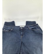 Torrid Woman 22R Jeans Dark Blue Zipper Skinny Stretch - $18.69