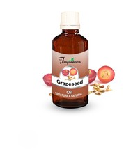Fragrantica Grape Seed Oil Undiluted Natural Pure Uncut Carrier Oil 50 ml - $14.09