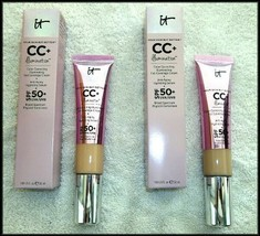 NIB IT Cosmetics Illumination CC+ Anti Aging Better Skin Foundation  Light  Med - $24.00