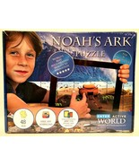 Noah's Ark Puzzle 48 Piece Reality 3D Animation Fun Educational Free App... - $18.80