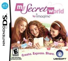 My Secret World by Imagine - Nintendo DS [Nintendo DS] - $5.73
