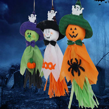 Halloween Decoration Ghost For The Store Hotel Bar Haunted House Pull Fl... - $8.72