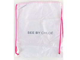 See by Chloe Storage Pouch, Dust Bag, Purse Holder, Drawstring Backpack - $485,16 MXN