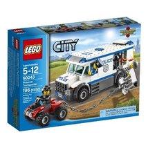 LEGO City Police 60043 Prisoner Transporter (Discontinued by manufacturer) - $69.18