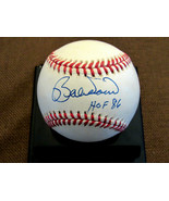 BOBBY DOERR HOF 86 BOSTON RED SOX SIGNED AUTO VINTAGE OAL BASEBALL JSA - $89.09