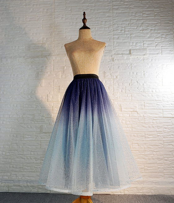 Frozen tulle skirt 6