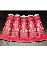 5 BATH & BODY WORKS TRAVEL HAND CREAM SHEA BUTTER CHRISTMAS CANDY CANE 1... - $32.90