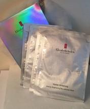 Elizabeth Arden Visible Whitening Intense Brightening Biocellulose Mask~5pcs NIB - $19.20