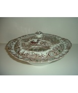 Johnson Bros Heritage Hall French Provincial Covered Casserole - $59.99