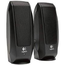 Desktop Speaker system all black S120 - $18.95
