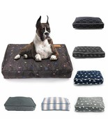 Dog Bed Mats Bench For Small Medium Large Dogs Puppy Bed Kennel Lounger ... - $33.15+