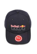Men's Puma Bmw Red Bull Formula One Racing Team Adjustable Trucker Hat 02152501