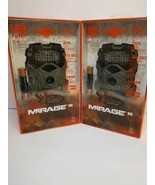 2 PACK WILDGAME INNOVATIONS MIRAGE 16 TRUBARK LOW GLOW INFARED GAME TRAI... - $149.00
