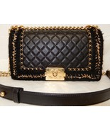 Chanel Boy 'Jacket' Medium Classic Flap Bag Limited Ed - $5,385.00