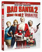 Bad Santa 2 (Blu-ray + Digital, 2017) - $19.95