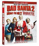 Bad Santa 2 (Blu-ray + Digital, 2017) - $19.95